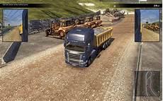 scania truck driving simulator the screenshot image