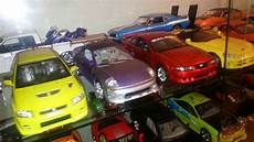 Collection Fast Furious 1 18