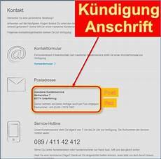 Kündigung Per Fax - k 252 ndigung maxdome vorlage post und fax codedocu de sonstiges