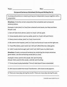 writing complex sentences worksheets 22137 practicing compound sentences worksheet compound sentences complex sentences worksheets