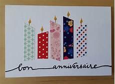 une carte d anniversaire en masking diy la souris