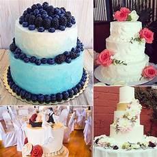 Food Wedding Cake