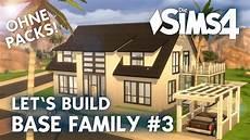 sims 4 häuser bauen die sims 4 haus bauen ohne packs base family 3