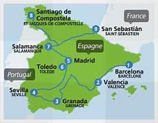 distance entre madrid et barcelone voyager en