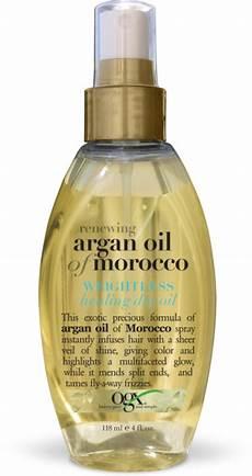 ogx renewing argan of morocco weightless healing
