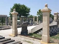 pile de portail piliers en de taille portail d entr 233 e fer forg 233