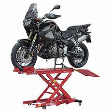 Table De Levage Moto 365 Kg Maison Et Loisirs E Leclerc