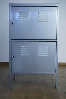 ikea ps metal cabinet 60wx40dx105h in hove east