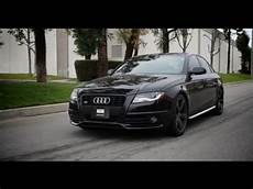 2012 audi s4 modified with awe touring exhaust youtube