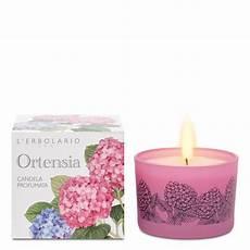candela profumata candela profumata ortensia