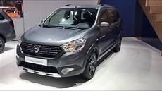 Dacia Lodgy Stepway 2017 In Detail Review Walkaround