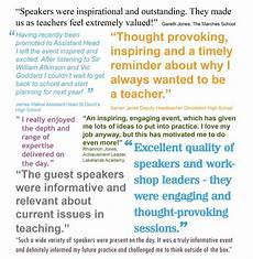 quotes from 2018 leading learning