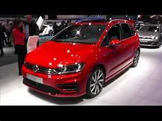 Volkswagen Golf Sportsvan R Line 2016 In Detail Review