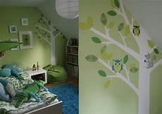 Wandfarben Ideen Kinderzimmer Dachschr 228 Ge Junge
