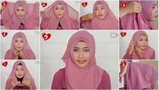Cara Memakai Jilbab Segi Empat Yang Simple Tapi Cantik