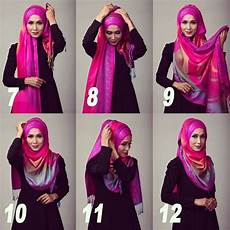 Tutorial Pashmina Terbaru Tutorial
