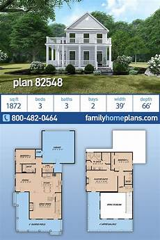 tnd house plans farmhouse style house plan 82548 with 3 bed 3 bath 2 car