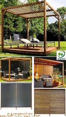 Pergola En Bois Cubique Amazone 0321200 Acheter Pas Cher
