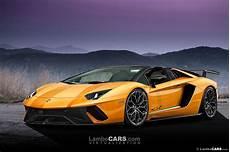 Lamborghini Working On The Next Aventador Evolution 2018