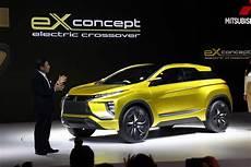 mitsubishi electric classic 2020 mitsubishi ex concept previews future all electric