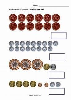 teaching money for ks1 2581 counting coins early years sen maths exercise by linc99 teaching resources tes