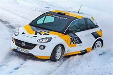 photos of opel adam r2 rally car world rally