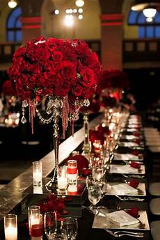 a wedding to win the oscars wedding place settings red