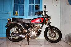 Tiger Modif Cb Klasik by Honda Tiger Modifikasi Cb Thecitycyclist