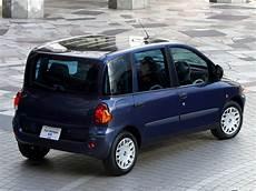 Fiat Multipla Jp Spec 2002 04 Wallpapers 1600x1200