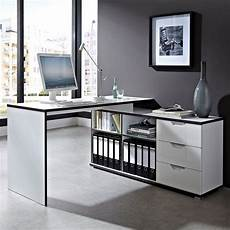 Bureau D Angle Design Avec Caisson Area Office Ideas
