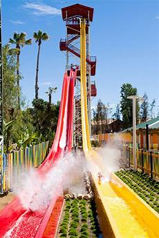 Tallest Water Slide In Europe King Khajuna Portaventura