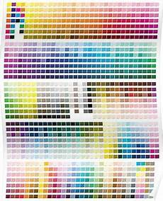 colour chart with codes poster by in 2020 pantone color chart color mixing chart pantone