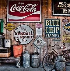 Garage Decor Garage Vintage Metal Signs Vintage Et