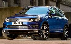 a volkswagen volkswagen touareg review better value than a bmw x5