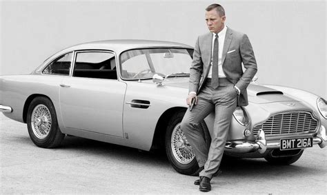 Aston Martin Is Remaking The Classic James Bond