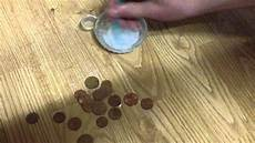 Nettoyer Des Pi 232 Ces De Monnaie Avec Du Sel Et Du Vinaigre