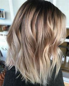 balayage ombre highlights 2018 dunkel br 252 nett blond usw