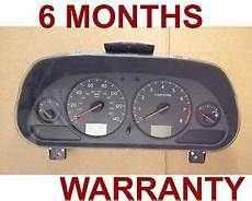 car maintenance manuals 2003 volvo s40 instrument cluster 2002 03 04 volvo c40 s40 v40 speedometer instrument cluster 6month warranty ebay