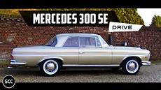 mercedes 300 se coup 233 automatic 1966 test drive in