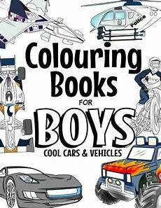 colouring books for cool cars and vehicles cool