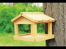 DIY Wooden Bird House  North Coast Courier