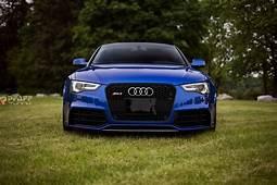 Custom Audi RS5 In Sepang Blue Is Sheer Beauty Photo