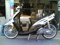 Modif Motor Mio Sederhana by Motor Motor Modifikasi Foto Modifikasi Mio