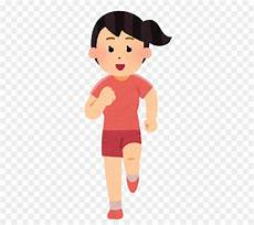 Gambar Kartun Olahraga Lari Gambar Kartun Keren
