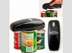 As Seen on TV Handy Can Opener (Black) Battery Operated