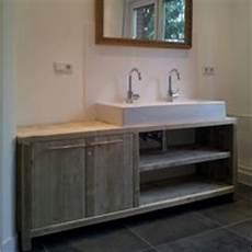Unterschrank Für Aufsatzwaschbecken - bauholz badm 246 bel timber classics