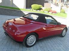 snazzy 1996 alfa romeo spider for sale in new york carscoops