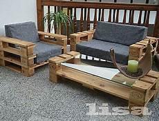 Paletten Streichen Garten - lounge gartenm 246 bel 2 sitzer palettenm 246 bel terrasse