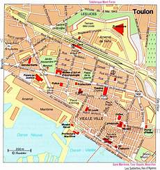 carte toulon 10 top tourist attractions in toulon easy day trips planetware