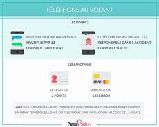 amende telephone au volant t 233 l 233 phone au volant amende et retrait de points